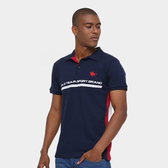 Camisa Polo RG 518 Piquet Polo Team Masculina - Compre Agora  8a2d3a541d4eb
