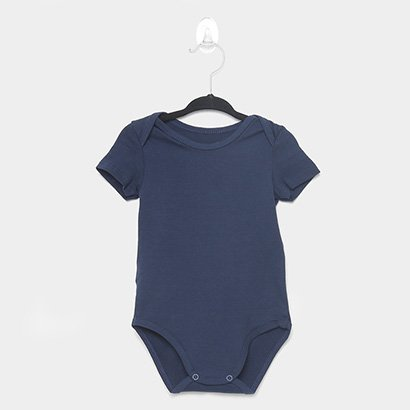 Body Infantil Malwee Liso