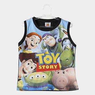 b35501fefb Regata Infantil Fakini Estampa Toy Story Masculina