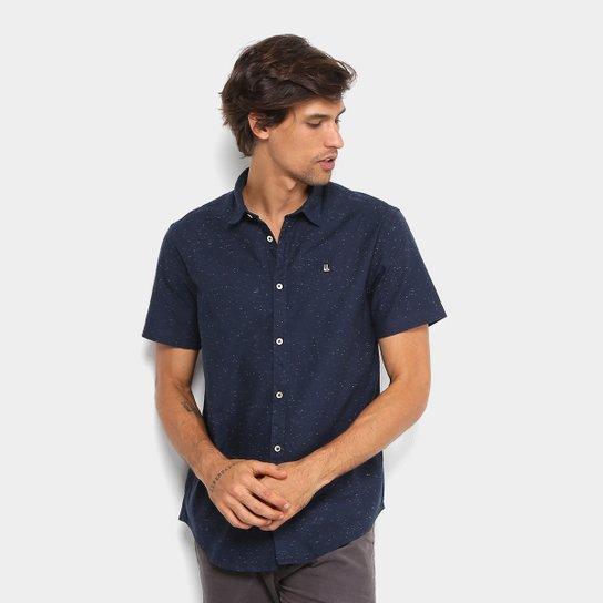 10890fa14a Camisa Foxton Manga Curta Estampada Masculina - Compre Agora