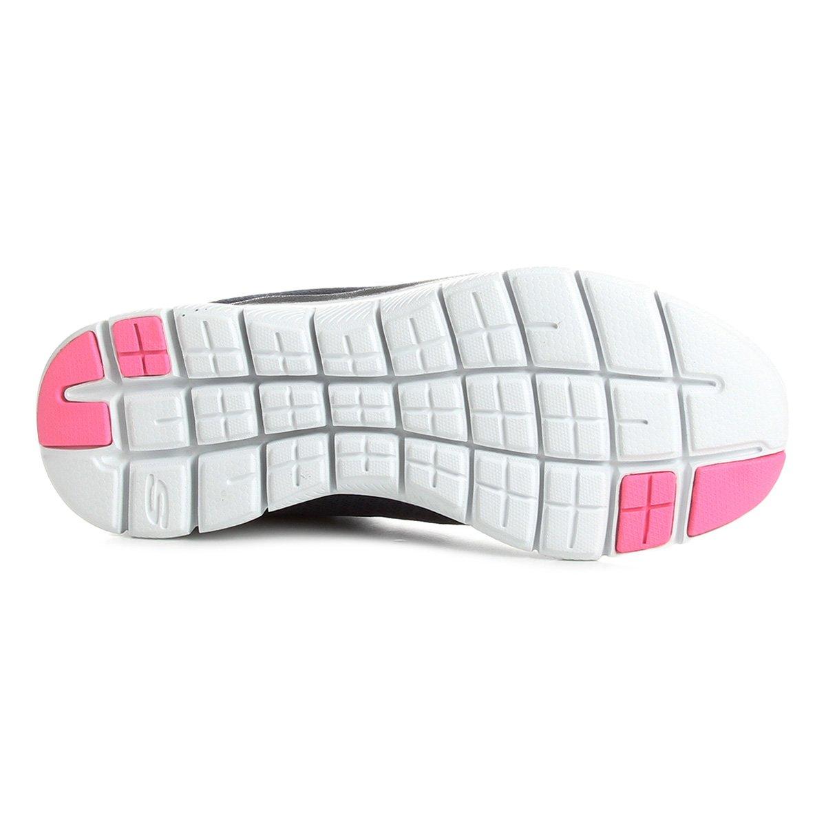 761d7225037 Tênis Skechers Flex Appeal 2.0 News Feminino