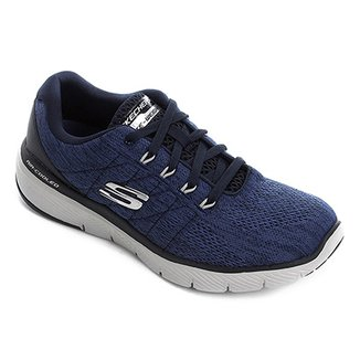 769f8e0ed Tênis Skechers Flex Advantage 3.0 Stally Masculino