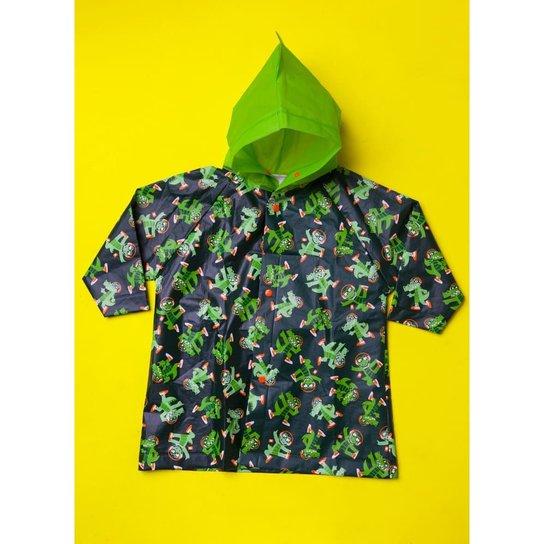 aca324ca34c Capa de Chuva Infantil Puket Jacaré Masculino - Compre Agora