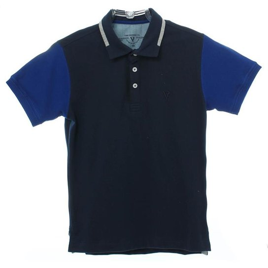c835b0b38f Camiseta Polo Manga Curta - Compre Agora