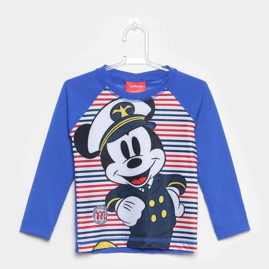 29de5e19c Camiseta Infantil Tip Top Manga Longa Mickey Menino - Compre Agora ...