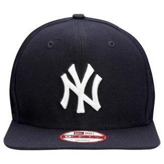 Boné New Era 950 MLB Original Fit Team Color New York Yankees a6d4a46a305