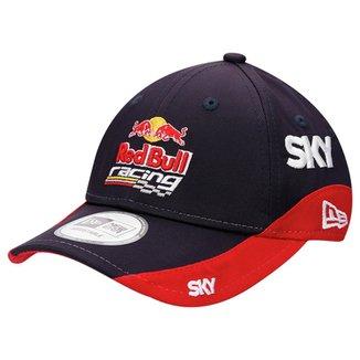 936a7356b394a Boné Infantil New Era 940 Red Bull Sky Infiniti