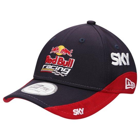 Boné Infantil New Era 940 Red Bull Sky Infiniti - Compre Agora ... f90b0a8c45c