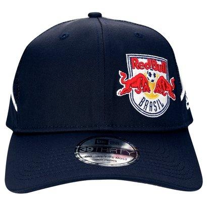 Boné New Era Red Bull Brasil Aba Curva 3930 Masculino