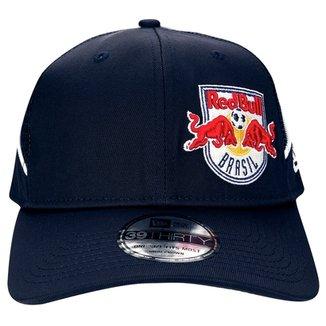 c1357163bb4fd Boné New Era Red Bull Brasil Aba Curva 3930 Masculino