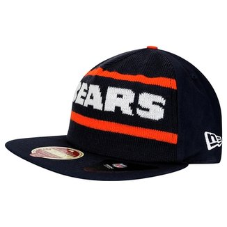 Boné New Era 950 NFL Original Fit Champion Sweater Chicago Bears 53cec9f6126