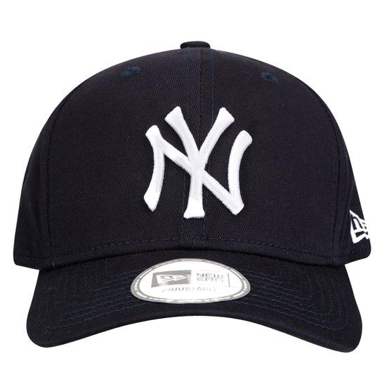 Boné New Era HC940 MLB New York Yankees - Marinho - Compre Agora ... 3549a4c079a10