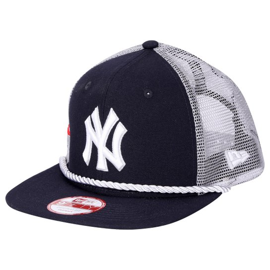 Boné New Era 950 MLB Original Fit New York Yankeers - Compre Agora ... 6767bb693d7