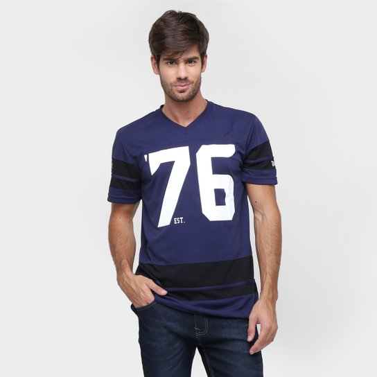 Camiseta New Era NFL Jersey Seattle Seahawks - Compre Agora  6393cd33ade