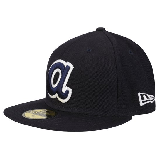 Boné New Era 5950 MLB Atlanta Braves - Compre Agora  be7f91cca92