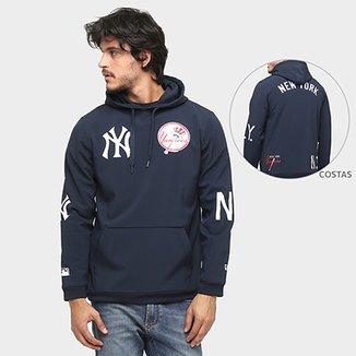 Moletom New Era MLB Logo Team 2 New York Yankees 00bd69b2a34