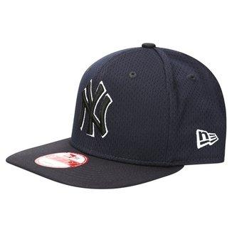 Boné New Era MLB 950 Of Sn Mlb Outline Logo New York Yankees b9497c4867d