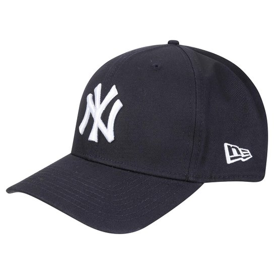 7a8e16247 Boné New Era 940 SN New York Yankees - Marinho - Compre Agora