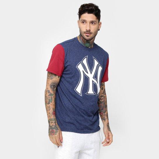 41a3dee3fdeee Camiseta New Era MLB 36 New York Yankees - Compre Agora