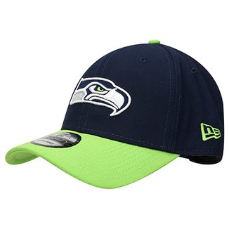 Boné New Era NFL 940 Hc Sn Basic Seattle Seahawks 3444674a5d9