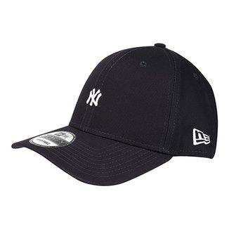 Boné New Era New York Yankees Aba Curva 940 Masculino f22f33fed84