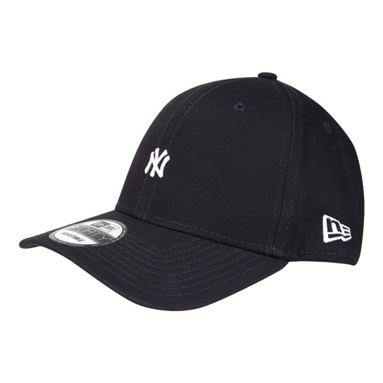 Boné New Era New York Yankees Aba Curva 940 Masculino - Marinho ... afa189ded8f