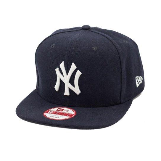 Boné New Era Snapback Original Fit New York Yankees - Compre Agora ... fc023bbbc2e