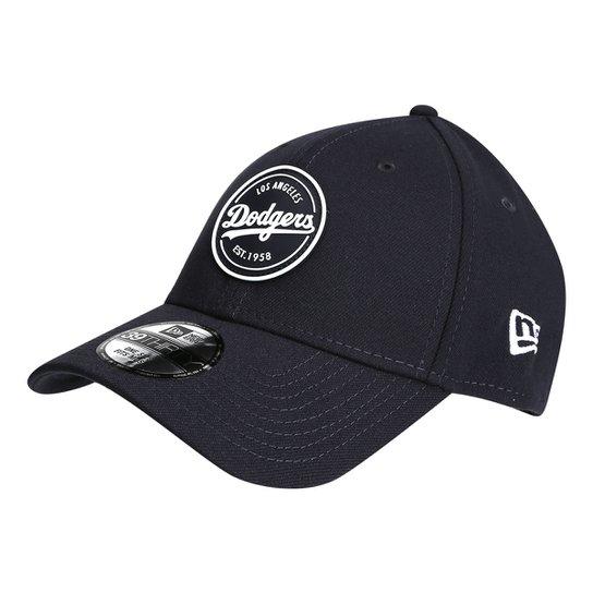 edec41dde Boné New Era MLB Los Angeles Dodgers Aba Curva 3930 - Compre Agora ...