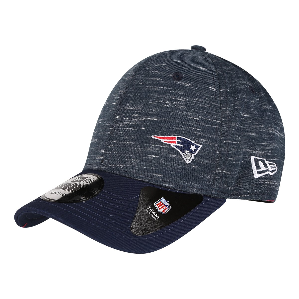 Boné New Era NFL New England Patriots Aba Curva 940 Hp Sn Flame Mini ... 5deece35571