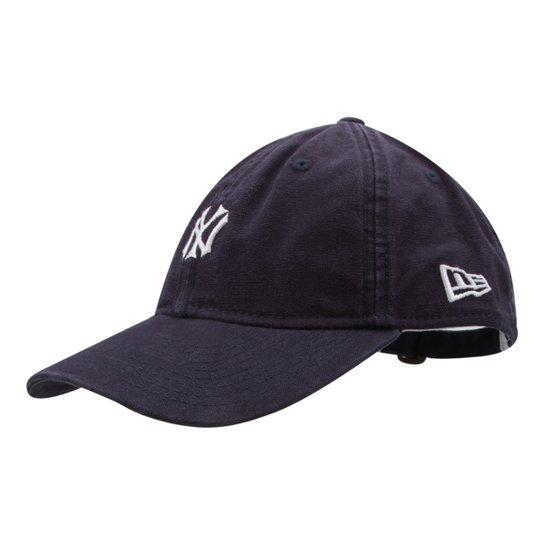 Boné New Era MLB New York Yankees Aba Curva Micro Squad - Compre ... 7df9aae9719