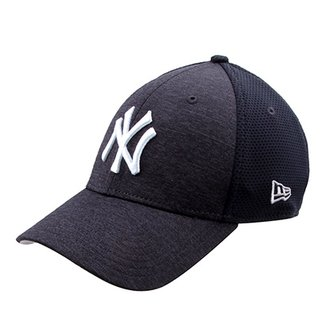Boné New Era MLB New York Yankees Aba Curva 1da006ee4bc