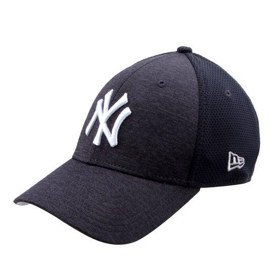 Boné New Era MLB New York Yankees Aba Curva - Compre Agora  9a535af5cee