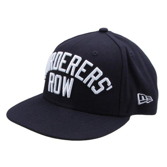 Boné New Era MLB New York Yankees Aba Reta 950 Of Sn Team Cal 34 ... 5c999d68fbc