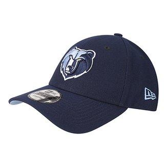 Boné New Era NBA Memphis Grizzlies Aba Curva Primary 71ab30acfa0