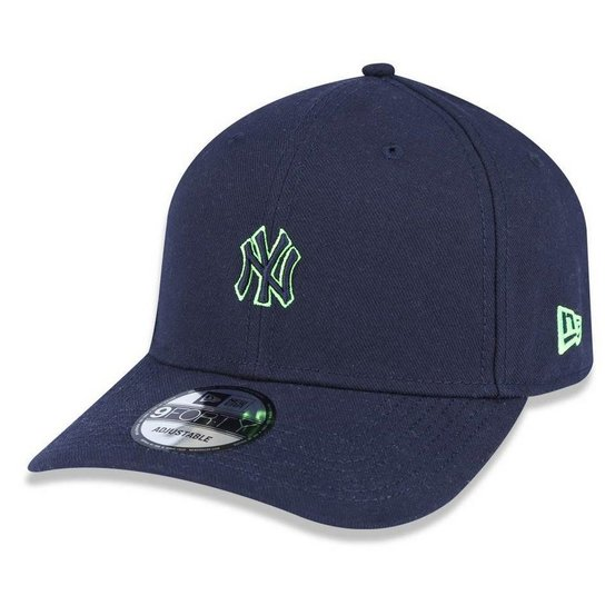 Boné New York Yankees 940 Mini Logo Neon - New Era - Compre Agora ... d8f0372d179de