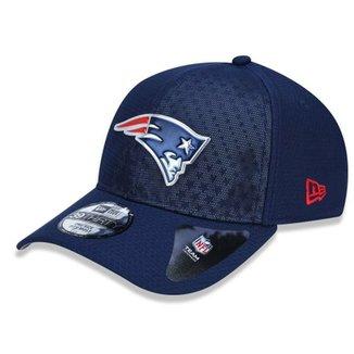 Boné New England Patriots 3930 Color Rush 2017 New Era 8b125f639a9