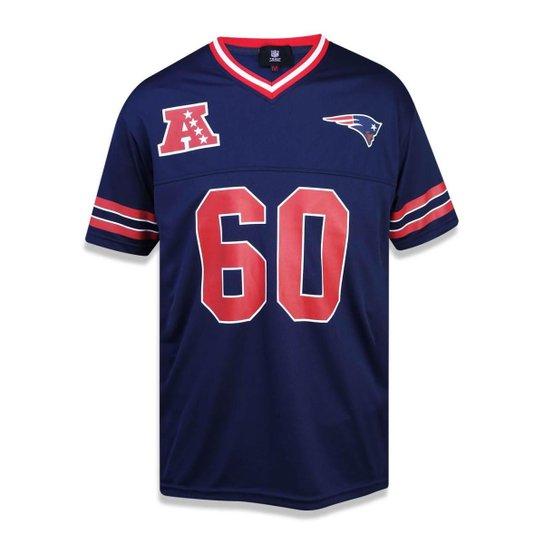 3bf2344cf6dc0 Camiseta New England Patriots NFL New Era Masculina - Compre Agora ...