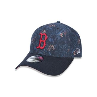 5ff0b18d0f Boné 940 Boston Red Sox MLB Aba Curva Snapback New Era