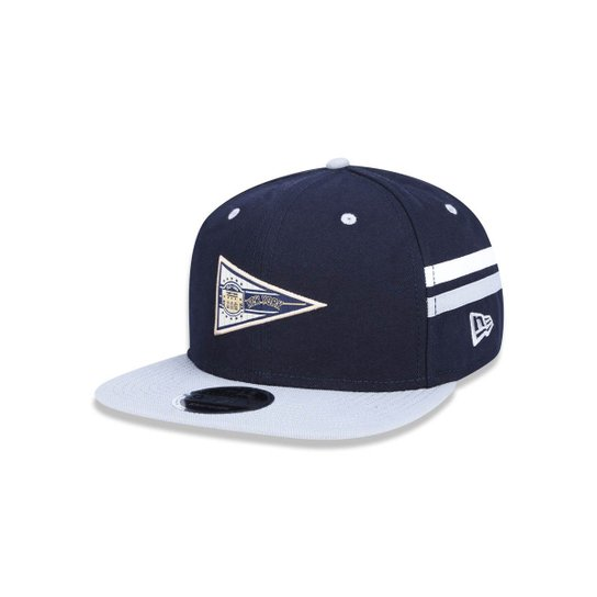 Boné 950 Original Fit New York Yankees MLB Aba Reta Snapback New Era -  Marinho 92f3e6cd1c7