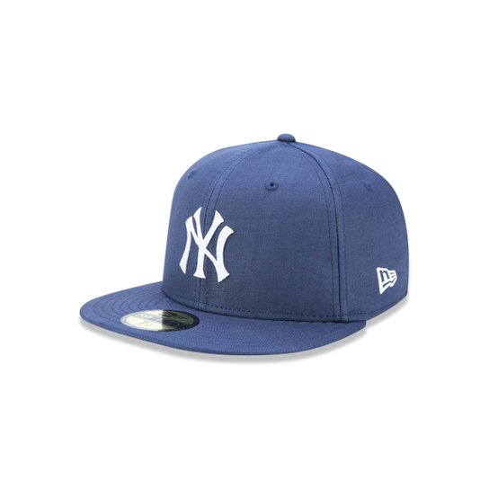 cf9651abc682e Boné 5950 New York Yankees MLB Aba Reta New Era - Compre Agora ...