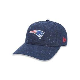 Boné New Era NFL New England Patriots Aba Curva 920 St Mino Logo ... a4230284c4a