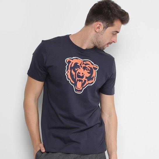 a1d1d8727 Camiseta New Era NFL Permanente Chicago Bears Masculina - Compre ...