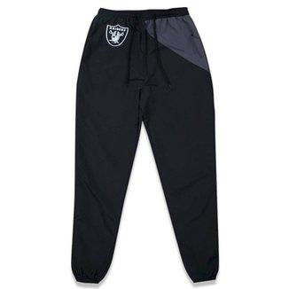 21094e4b768b2 Calça Esportiva Oakland Raiders Sports Vein - New Era