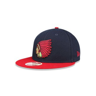 Boné 950 Boston Red Sox MLB Aba Reta Snapback New Era 479be201862