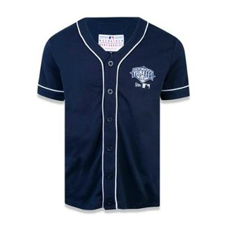 Camisa New York Yankees MLB New Era Masculina 8e034142e4d