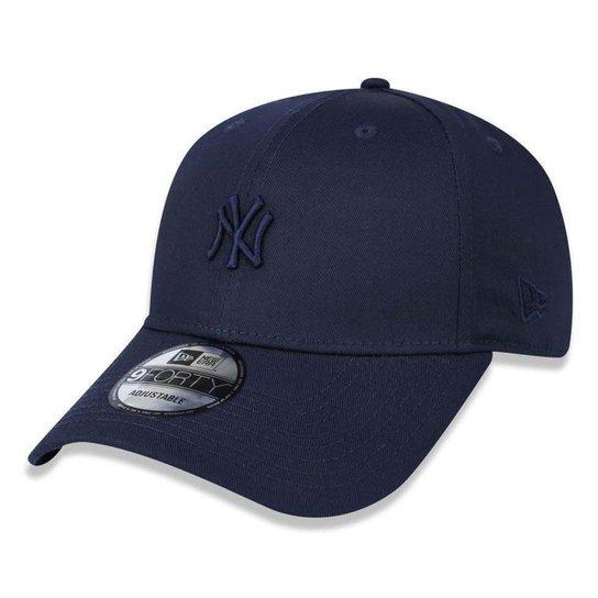 Boné New York Yankees 940 Core Mini Logo - New Era - Marinho ... e8263744221