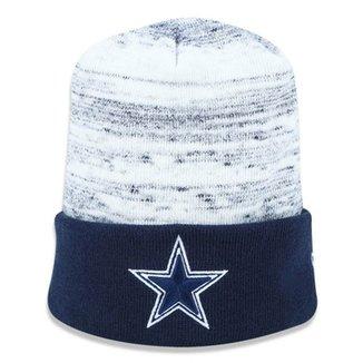 fea67d58a4bb1 Gorro Touca Dallas Cowboys Knit Chiller Tone - New Era