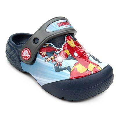 Sandália Crocs Os Vingadores