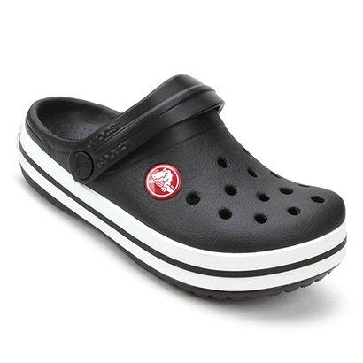 Crocs Infantil Crocband K Blk