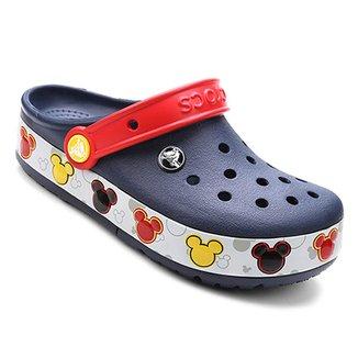 61771c23d5 Sandália Infantil Crocs Lights Mickey Clog